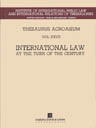 International Law, 1998